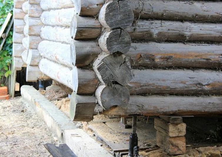 Фундамент деревянный дом своими рукам
