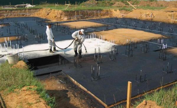 Какую гидроизоляцию выбрать для фундамента